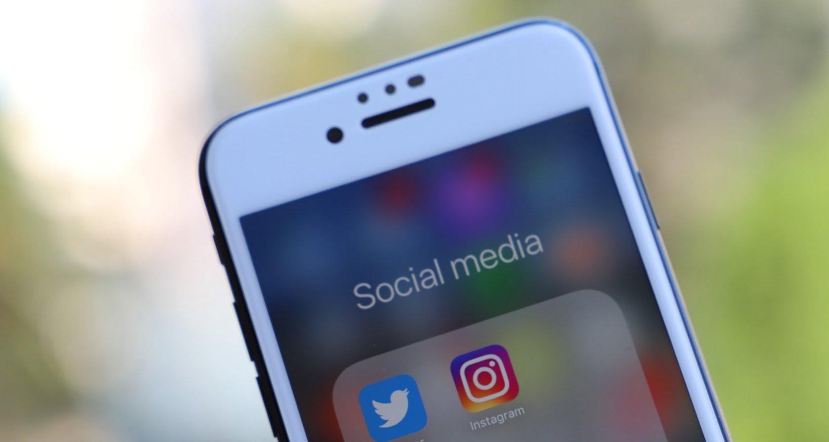 Twitter Instagram sosiaalinen media somemarkkinointi somemainonta
